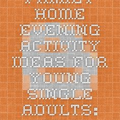 there s no place like home evening an fhe planning guide for