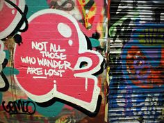 The Fellowship of the Ring – J.R.R. Tolkien. | 28 Brilliant Works Of Literary Graffiti