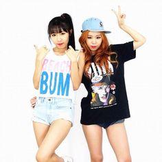 Waveya Ari and Miu #ari and #miu, #waveya, #cutie_girl