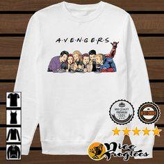 Avengers Hoodie, Marvel Shirt, Avengers Cast, Sweater Shirt, V Neck T Shirt, Avengers Quotes, Avengers Imagines, Avengers Outfits, Friends Sweatshirt
