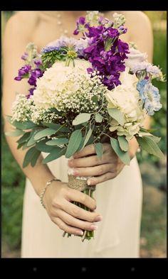 Rustic bridal bouquet by Ninfa's Flowers  www.ninfasflowers.com