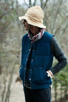Image of EOTOTO 2012 Fall/Winter Lookbook