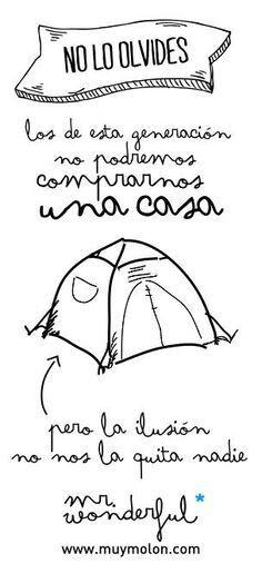 #frasesdivertidas me encanta Mr Wonderful