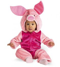 Baby Piglet Costume Piglet Infant Costume From the Disney Classic Winnie  the Pooh!Costume includes 231601b5e388
