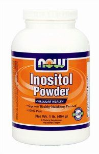 Inositol powder has been showed to greatly decrease symptoms of PCOS and Social Anxiety Disorder.