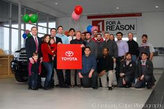 Come join the Toyota of Ardmore Family!