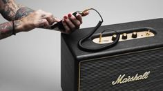 Marshall Headphones and Zound Industries have unveiled the Hanwell, a new Marshall-branded...