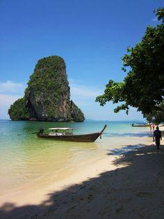 Phra Nga Beach, Thailand
