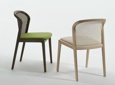 Stuhl Kollektion Vienna by Colé Italian Design Label | Design Emmanuel Gallina