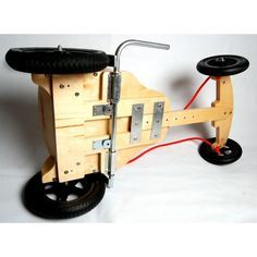 kiddimoto wooden billy cart - Google Search
