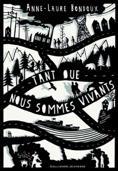 Anne-Laure Bondoux - Papier découpé