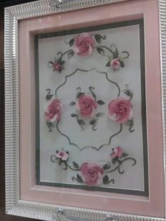 This Pin was discovered by Per Diy And Crafts, Stitch, Crochet, Frame, Pattern, Flowers, Decor, Needlepoint, Embroidery