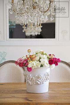 Florist Bucket Transformation...Trash To Treasure Rescue