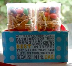 Paper Wings: 10 Father's Day Ideas