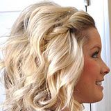 This website has an entire section of fun and easy hair tutorials!