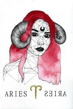 Aries by Rena-Sofy
