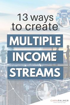 There are a variety of ways to get started with earning passive income – not just online – but with real estate, business and investing also. So – are you interested in simple ideas to learn how to create a passive income stream? Here's a list of ideas that I think anyone can do, even if you don't have much money to get started. Even beginners will find ways to earn money online in 2020.