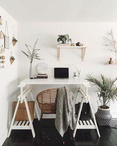 Modern Hepburn — coffeeforthemoon: © Liz Ballmaier%categories%Home|Office|Scandinavian|Workspaces|Modern