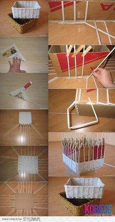 Zrób je sama z papieru… na Stylowi.Paper basket Diy, site in polish, just need pictureLooking for some cool crafts for teens to make and sell? These cheap, creative and cool DIY projects are some of the best ways forArts And Crafts Light Fixture Crafts For Teens To Make, Diy Crafts To Sell, Make And Sell, Fun Crafts, Arts And Crafts, Creative Crafts, Sell Diy, Kids Diy, Decor Crafts