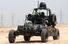 Chenowth Racing Products, Inc. Desert Patrol Vehicle (DPV) / Fast Attack Vehicle (FAV)