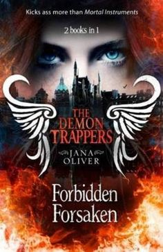 UK edition - a compilation of the first two books in the series (Forsaken & Forbidden)