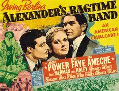 Alexander's Ragtime Band 1938 Film | Movie Scans