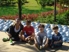 Visita ao Inhotim, sensacional museu de arte contemporânea, pertinho de Belo Horizonte, em Brumadinho, Minas Gerais.