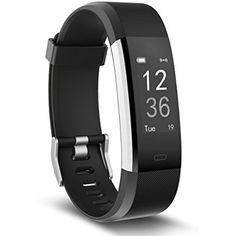 Fitness Tracker, MoreFit Slim HR Plus Heart Rate Smart Bracelet Pedometer Wearable Waterproof Activity Tracker Watch *** Check this awesome product by going to the link at the image. (This is an affiliate link) #FitnessTrackers