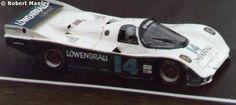 RSC Photo Gallery - Lime Rock 1 Hour 1984 - Porsche 962 no.14 - Racing Sports Cars