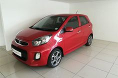 If the city makes you feel young and alive, and you're eager to explore new places, you've found a soulmate in the Picanto. This spunky red 2016 - KIA PICANTO EX is available for R 😏 - Red 2016, Kia Picanto, Used Cars, Cars For Sale, Explore, City, Places, Wheels, Cars For Sell