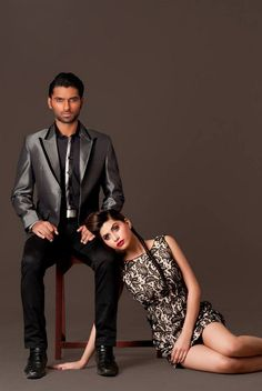 Emraan Rajput Formal Wear Collection 2013 For Men And Women 001
