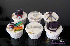 Camera Cupcakes