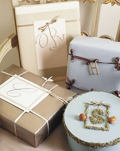 Gifts without a card