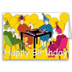 =Cheap Mah Jongg Balloons Birthday Card Mah Jongg Balloons Birthday Card Yes I can say you are on right site we just collected best shopping store that haveThis Deals Mah Jongg Balloons Birthday Card Online Secure Check out Quick and Easy...Cleck Hot Deals http://www.zazzle.com/mah_jongg_balloons_birthday_card-137540313611499055?rf=238627982471231924zbar=1tc=terrest