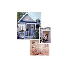 Victorian Garden Playhouse - Project Plan 300970