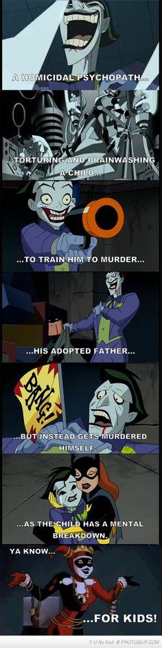 & the greatest Batman beyond movie ever. #BatmanFTW #TheJoker