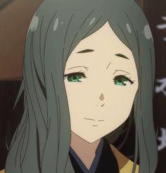 """Anime:Kyoukai no Kanata--Ayaka--Belllos ojos, mas bellos si ven bien. Controlate cada año. Lee en nuestro blog """" Como descansar frente a la PC"""" yotros"""