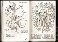 Any animal on earth can be improved by adding tentacles to it.