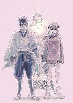 Gintama Funny, Silver Samurai, Comedy Anime, Manga Cute, Okikagu, Beautiful Stories, Manga Pictures, Chinese Art, Things To Draw