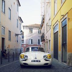 Portuguese Porsche 356 Is An Outlaw Roaming Lisbon