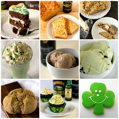 A roundup of St. Patrick's Day Recipes!