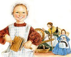 Pansies and Popcorn: Pioneer