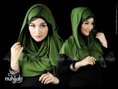 Cara Memakai Jilbab Pashmina Instant Hoodie Ruffle Modis qalisya danica ... https://www.youtube.com/user/100CaraMemakaiJilbab