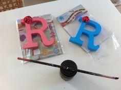 Personalizando letras