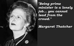 #Quote Margaret Thatcher