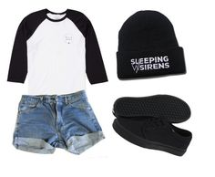 """""""Untitled #128"""" by gothlicgrunge on Polyvore featuring Billabong, Levi's and Vans"""