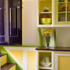 Eklektisch Küche by Gallagher Home Builders, Inc.