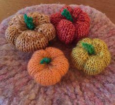 Teeny pumpkins.
