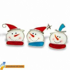 stained glass christmas ornaments | CHRISTMAS ORNAMENT PHOTOS - Ornaments