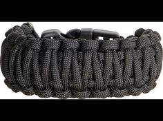Knotty Boys 111 8 Diameter Medium Black Fat Boy Style Survival Bracelet with Hand Tied Nylon Cord Construction -- Find out more at the image link. Crochet Lanyard, Bungee Cord, Paracord Projects, Paracord Bracelets, Boy Fashion, Lana, Knots, Survival, Pattern